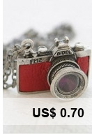 Camera Designed Necklace
