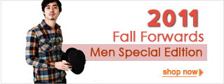 2011 Fall Fashion Trends Men Special Edition